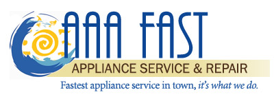 AAA Fast Appliance Service provided appliance repair in Jacksonville, Florida